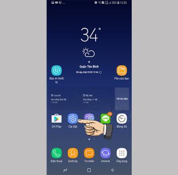 Comment mettre à jour le logiciel sur Samsung Galaxy S8
