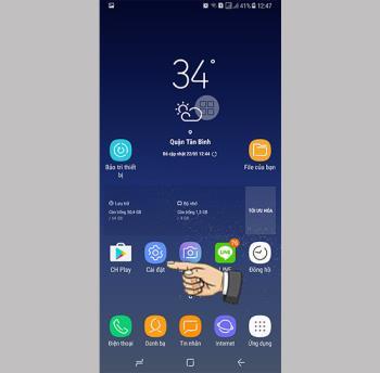 Instalați Dual Sim pe Samsung Galaxy S8