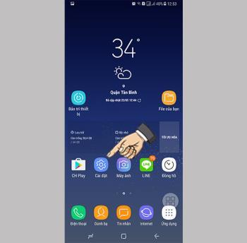 Tek ekranda birden fazla uygulama nasıl açılır Samsung Galaxy S8