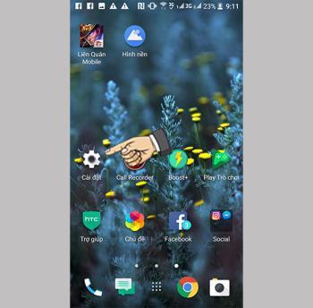 Wählen Sie Sim aus, um eine Verbindung zum Netzwerk auf dem HTC U Play herzustellen