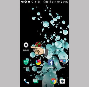 So aktivieren Sie den Energiesparmodus auf dem HTC U Play
