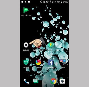 HTC U Playde yüksek CPU performans modunu etkinleştir