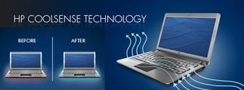 HP CoolSense Teknolojisi nedir?