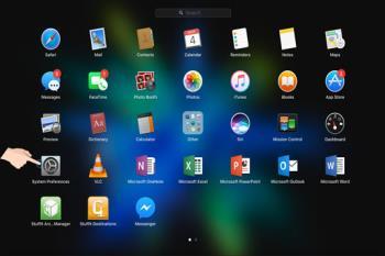 在 Mac OS 上使用熱點功能