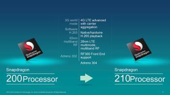 Erfahren Sie mehr über den Snapdragon 210-Prozessor