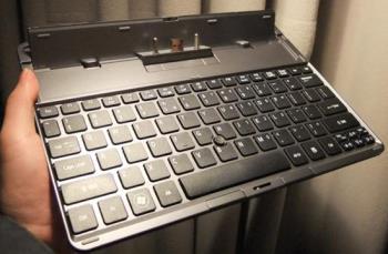 Was ist Tastatur-Docking?