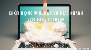 Starten Sie Windows 10 superschnell mit Fast Startup