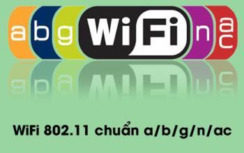 什麼是移動設備上的 WiFi 802.11 a/b/g/n/ac?