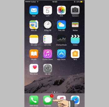 Anweisungen zum Senden von selbstzerstörenden Nachrichten auf iMessage iOS 10