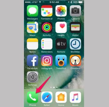 Sperren unbekannter internationaler Telefonnummern, damit viel Geld auf iOS berechnet wird