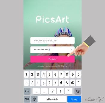 Bildbearbeitungssoftware für iOS