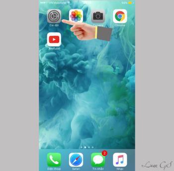 Встряхните, чтобы отменить действие на iPhone 7 Plus