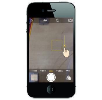 سطع وغمق عند التقاط الصور على iPhone 4S