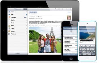 Cómo eliminar direcciones de correo electrónico en la lista de sugerencias en Mail iOS