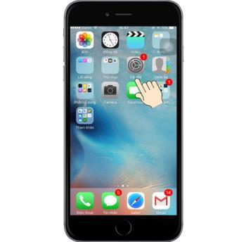 Руководство пользователя FaceTime на iPhone 6s