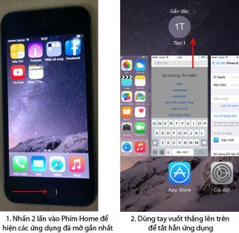 Wyłącz aplikacje do gier działające w tle na iPhonie