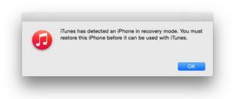 Cara kembali ke iOS 8.4.1 setelah meningkatkan ke iOS 9 - Metode 2