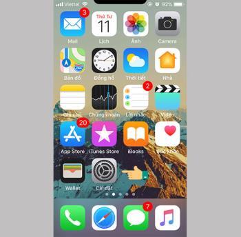 İPhonedaki kilit ekranında bildirim içeriğini gizleyin
