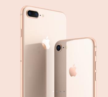 Jakie są różnice między iPhonem 8 a iPhonem 7