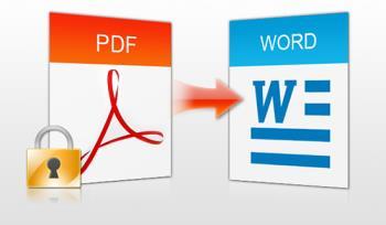 Anleitung zum Konvertieren von PDF-Dateien in Word online