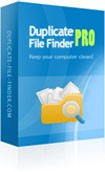 Duplicate File Finder Pro