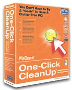 WinCleaner OneClick CleanUp
