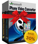 Aneesoft iPhone Converter Suite