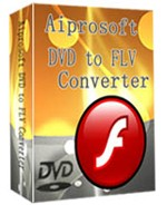 Aiprosoft DVD to FLV Converter