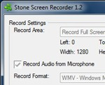 Stone Screen Recorder
