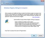 Registry Defragmenter and Compactor