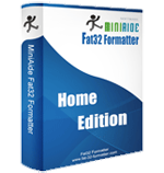 Fat32 Formatter MiniAide Home Edition
