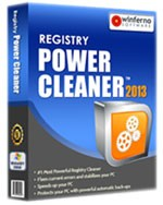 Registry Power Cleaner Winferno