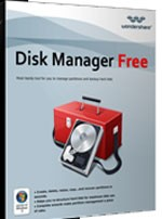 Wondershare Disk Manager Free