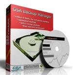 GSA Backup Manager