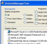 Uninstall Manager ActiveX