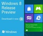 Windows 8 Release Preview 32-bit