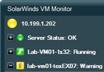 VM Monitor for VMware