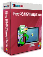 Backuptrans iPhone SMS / MMS / iMessage Transfer