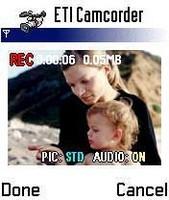 ETI Camcorder Pro for Nokia