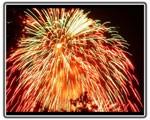 Fireworks Screensaver
