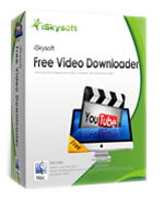 iSkysoft Free Video Downloader for Mac