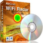 AirGrab WiFi Radar for Mac