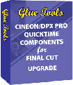 Cineon / DPX Pro for Final Cut Studio for Mac