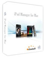 iCoolsoft iPod Manager for Mac