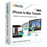 4Media iPhone Transfer for Mac