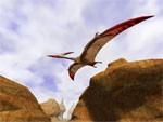 3D Canyon Flight Screensaver for Mac