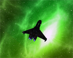Space Wars 3D Screensaver for Mac