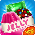 Candy Crush Saga for Android Jelly