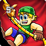 Radical rappelling for Android