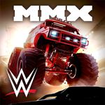 Featuring WWE MMX Racing for Android